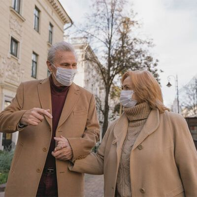 Should Vaccinated People Start Wearing Masks Again?